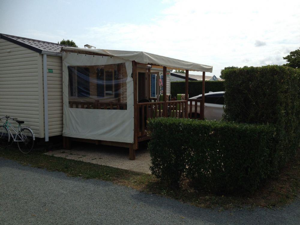 Location vacances 157 - Camping le port neuf la rochelle ...