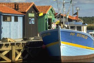 Le Port des Salines à Grand-Village