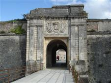 La citadelle du Château-d'Oléron