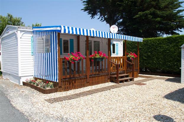 Acheter votre mobil home près de la mer à Oléron