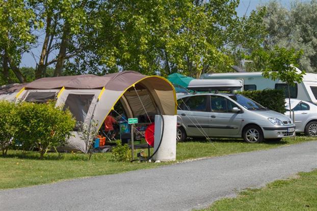 Emplacements de camping à Oléro,