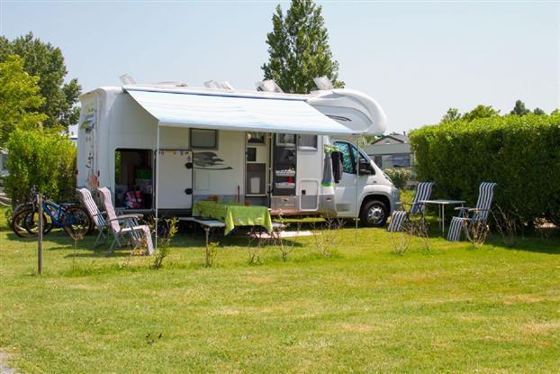 Emplacements de camping pour camping-car